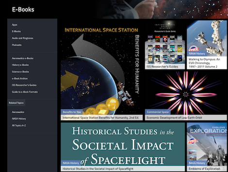 ebooks nasa