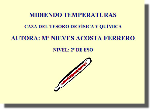 3midiendo temperaturas